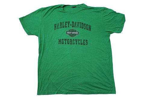 Harley Davidson Green T-Shirt