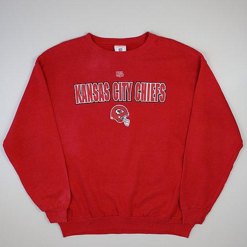 NFL Kansas City Chiefs Red Sweatshirt