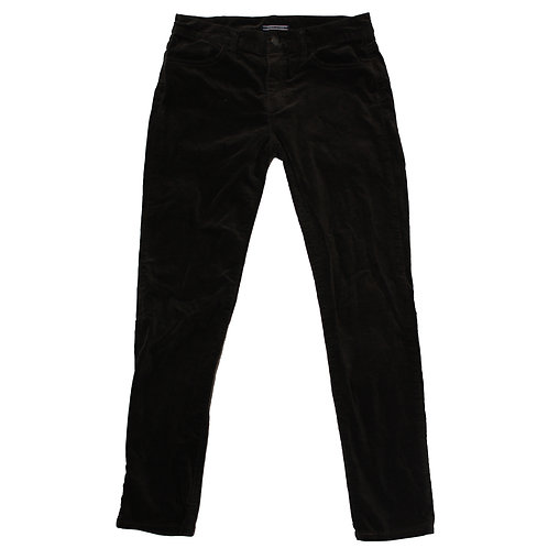 Tommy Hilfiger Brown Velvet Jeans