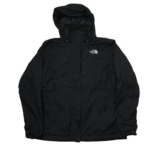 The North Face Black Coat with Removable Fleece