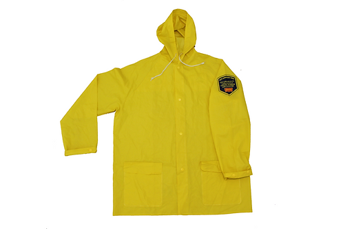 Levis Yellow Raincoat