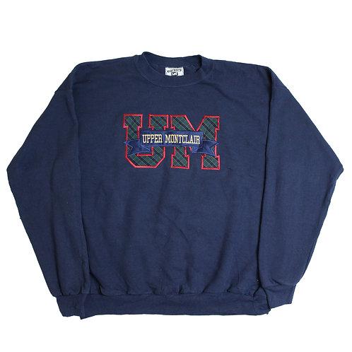 Lee 'Upper Montclair' Navy Sweater