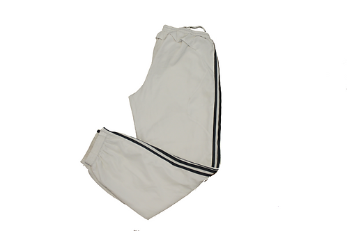 Adidas White Tracksuit Bottoms