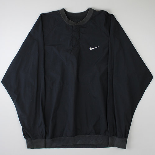 Nike Black Tracksuit Top