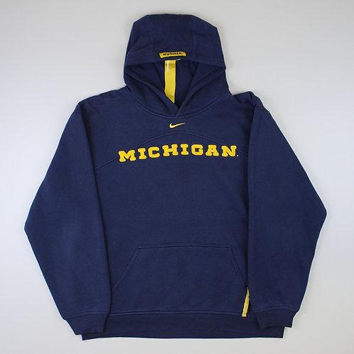 Nike Navy 'Michigan' Hoodie