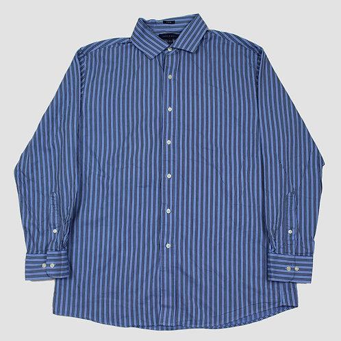 Tommy Hilfiger Blue Striped Shirt