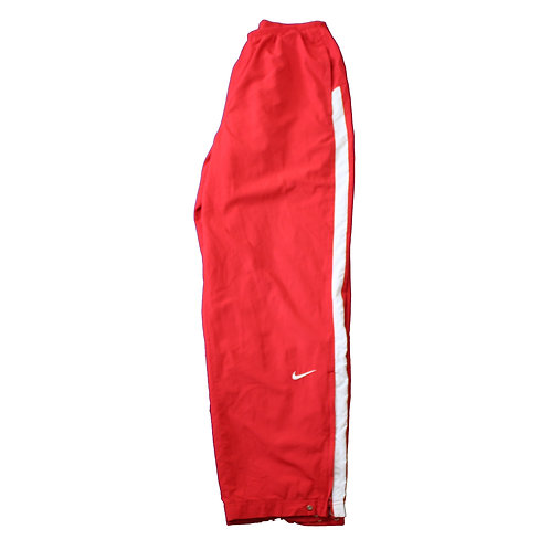 Nike Red Tracksuit Bottoms