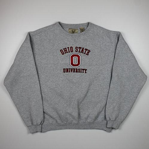 Vintage 'Ohio State' Grey Sweater