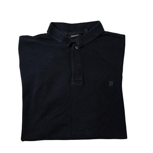 DKNY Black Polo