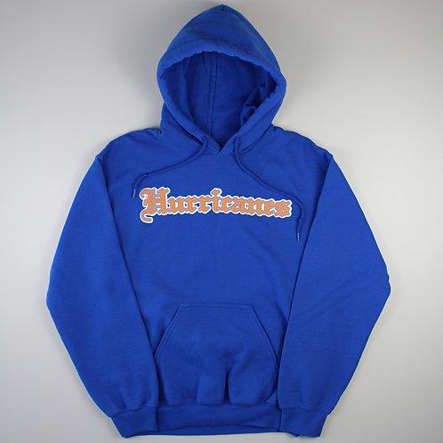 Vintage Blue 'Hurricanes' Hoodie