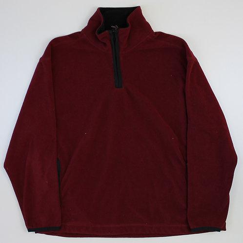 Vintage Maroon Fleece