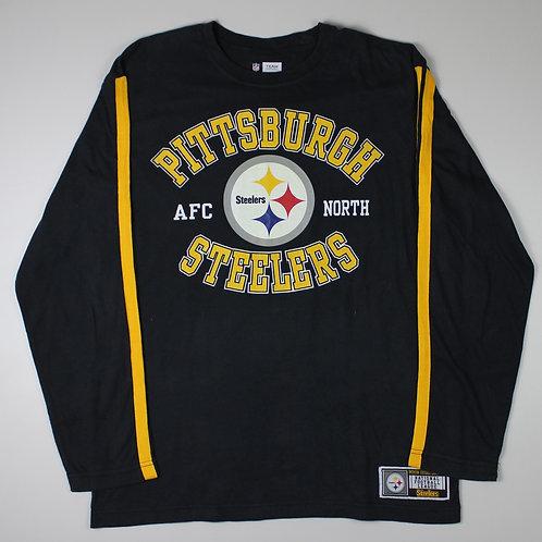NFL Pittsburg Steelers Black T-Shirt