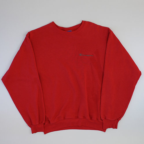 Champion Red Sweater