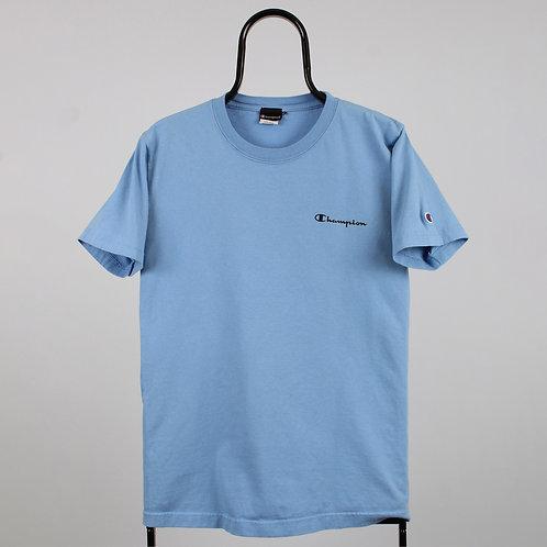 Champion Vintage Pastel Blue TShirt