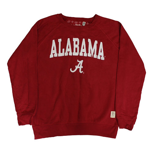 Vintage Red Alabama Sweater