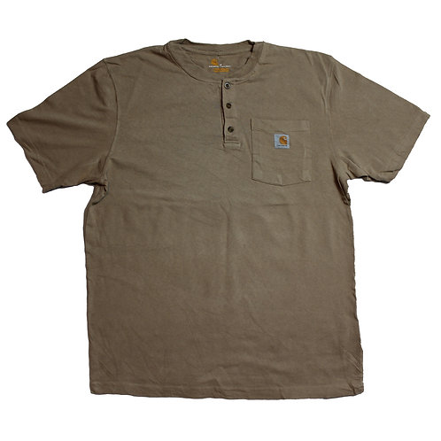 Carharrt Beige T-Shirt