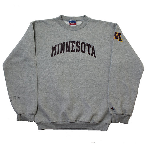 Champion 'Minnesota' Grey Sweater