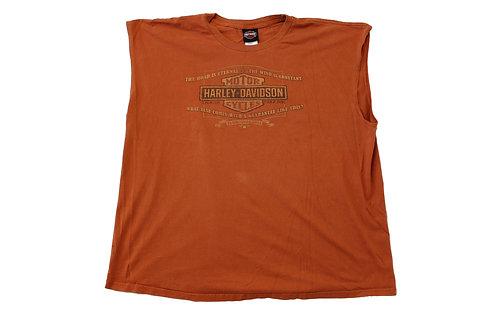 Harley Davidson Orange Vest