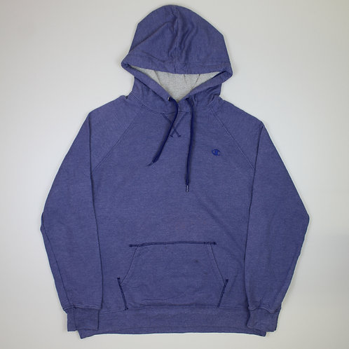 Champion Purple Hoodie