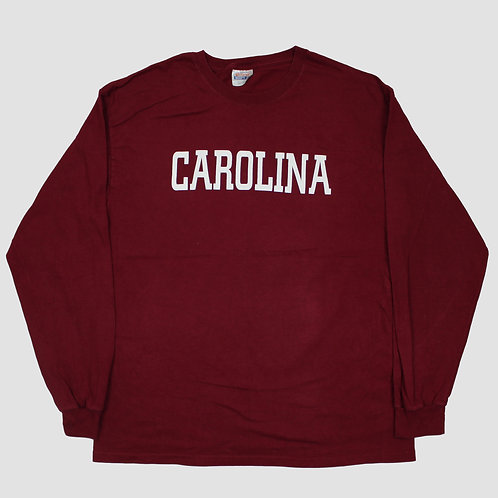 Vintage 'Carolina' Maroon T-shirt