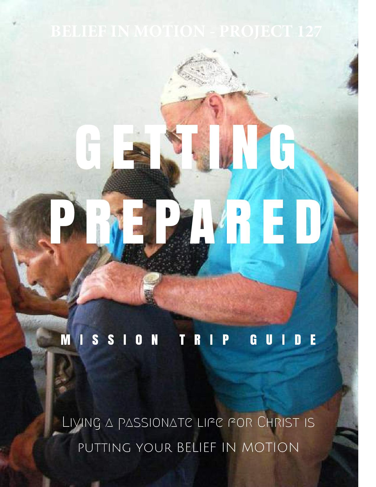 Getting Prepared Mission Trips-compresse