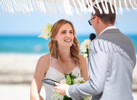 7 Tips To Make Your Beach Wedding Photos Look Better