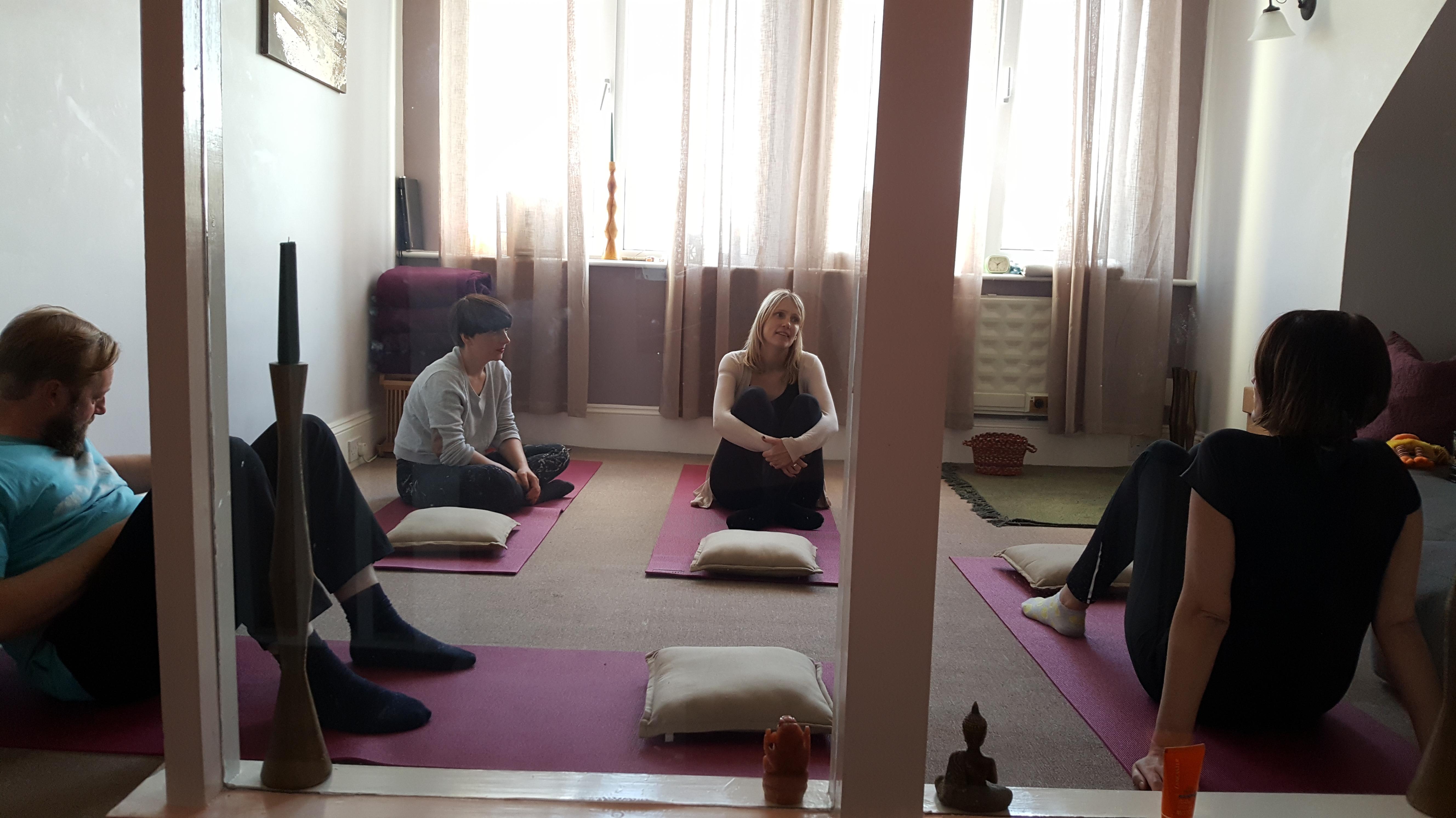 Small bespoke Yoga & Meditation classes