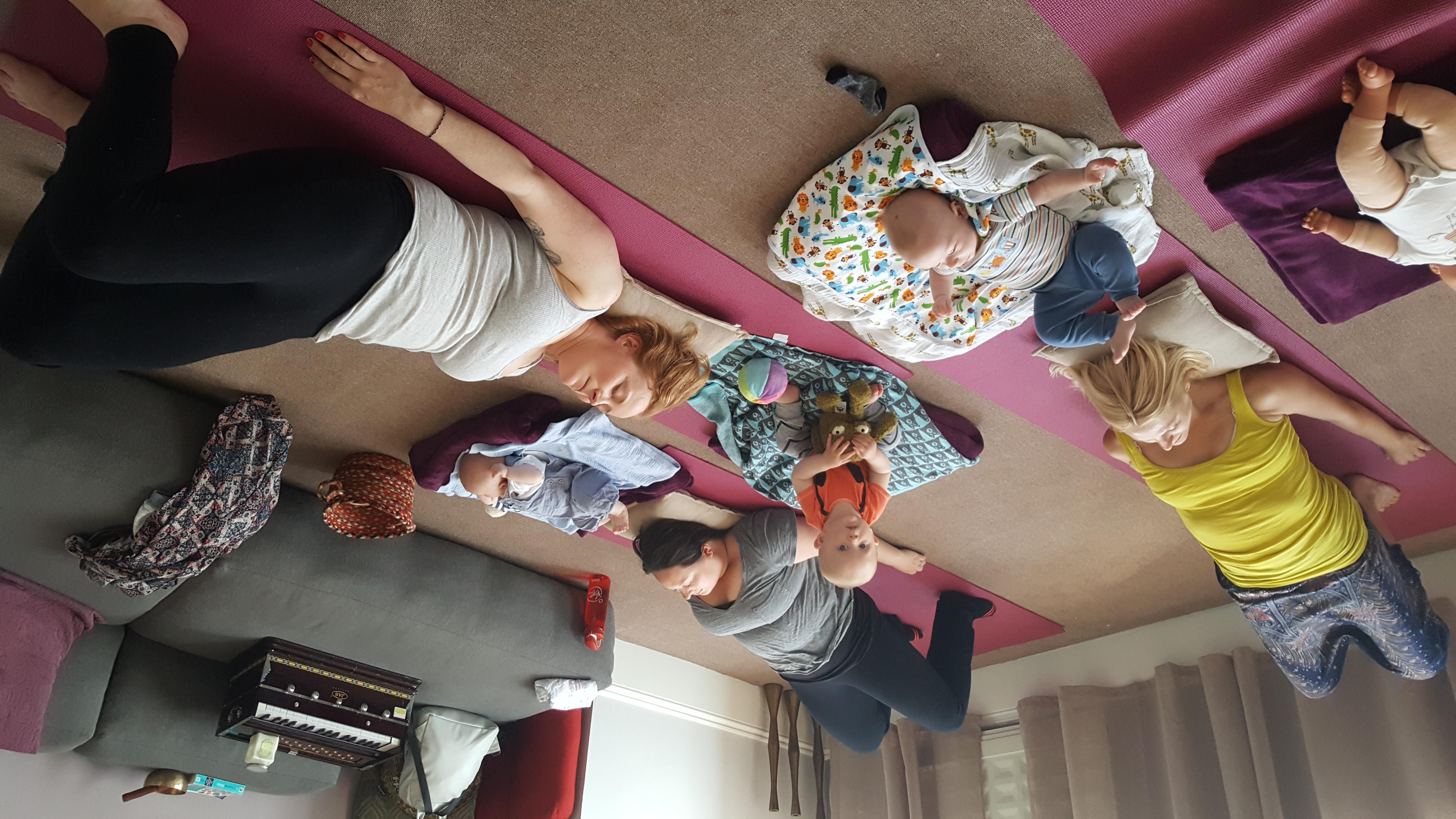 Postnatal Yoga classes