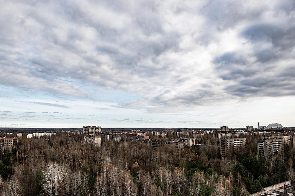 Pripyat & Chernobyl