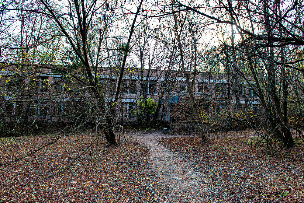 Pripyat - School