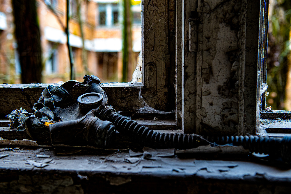 Pripyat - Gas Mask 2