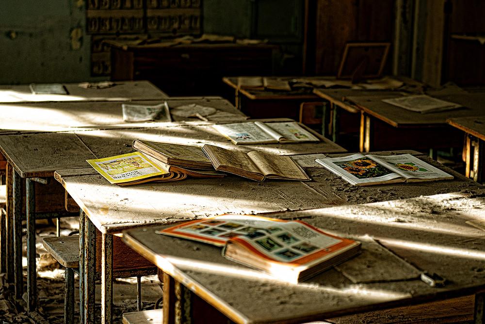 Pripyat - School Class