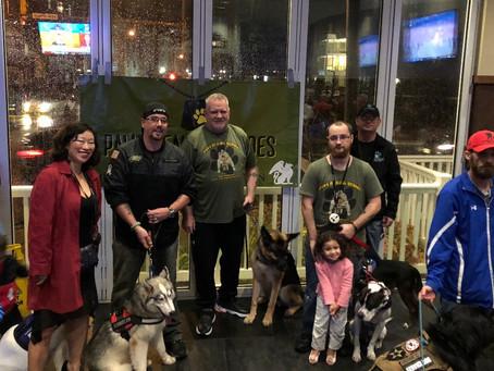 Cold Mountain donates siberian to Veteran