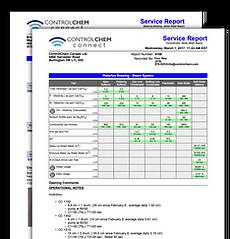 ControlChem Service Report
