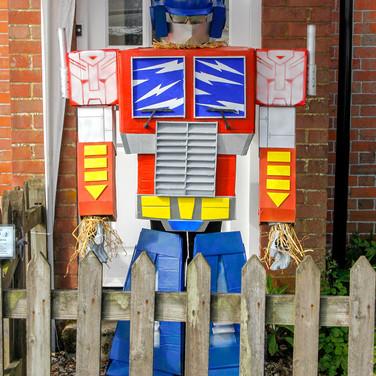 2 - Optimus Prime (Transformers)