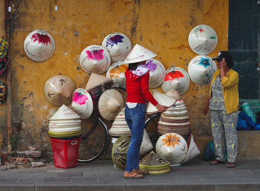 hitting pause in hoi an, vietnam