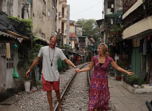 a photo journey of hanoi, vietnam