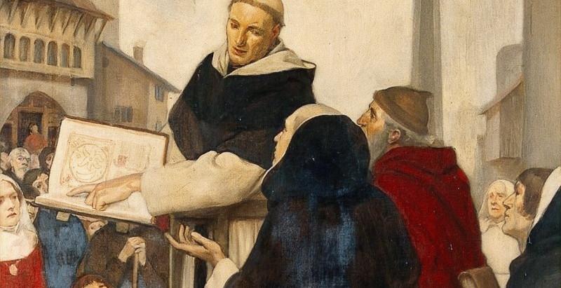 Sant'Alberto Magno: domande per le risposte fondamentali sulla vita, l'universo e tutto quanto