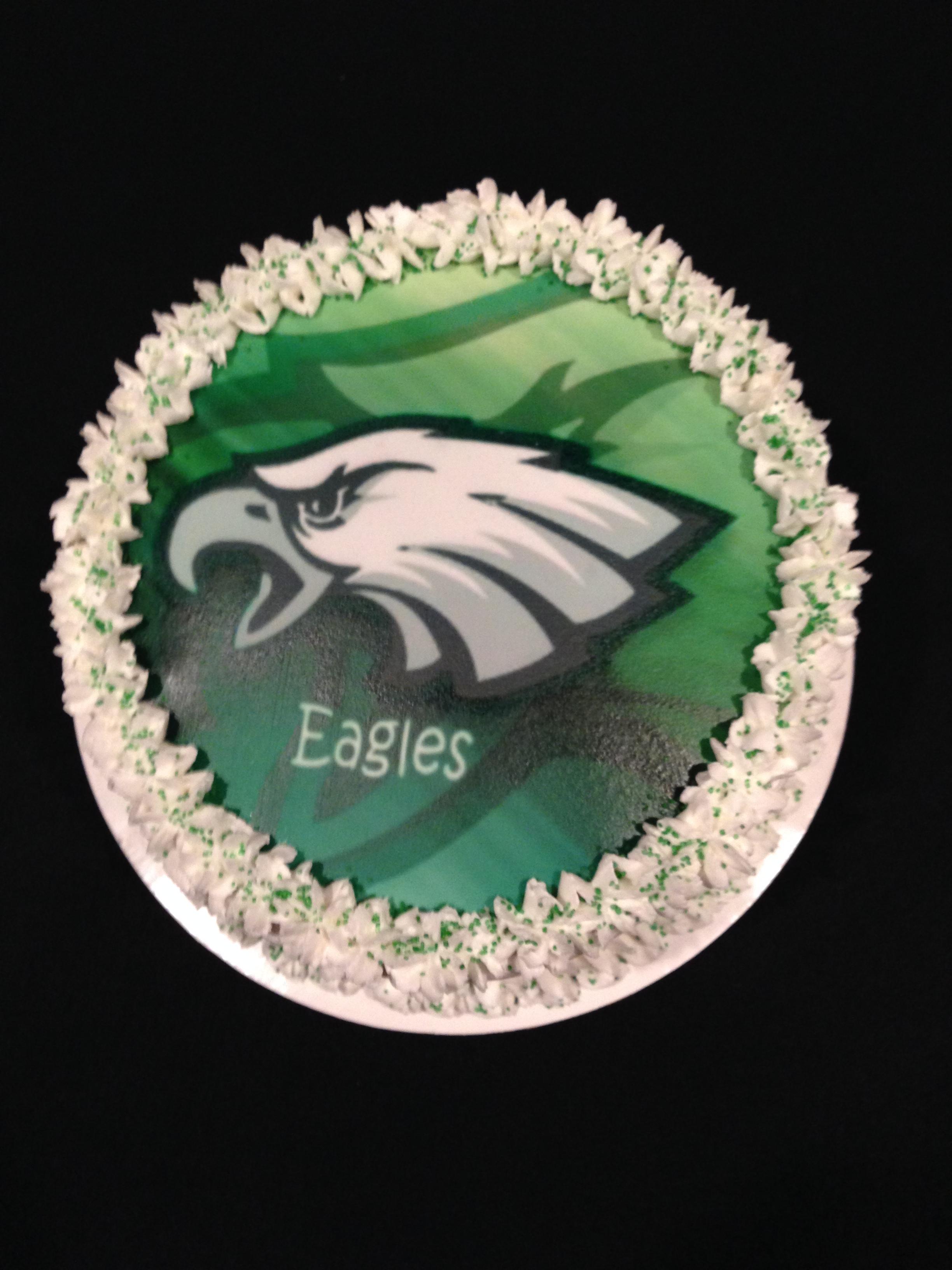 Team Logo Cake