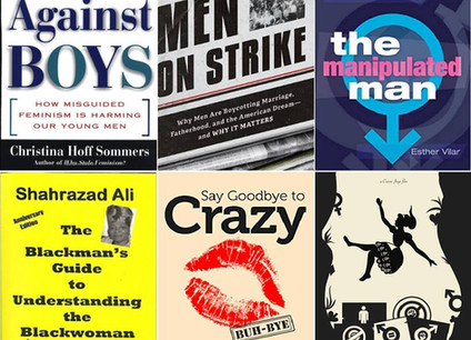 5 Books About Men's Rights, Written By Women