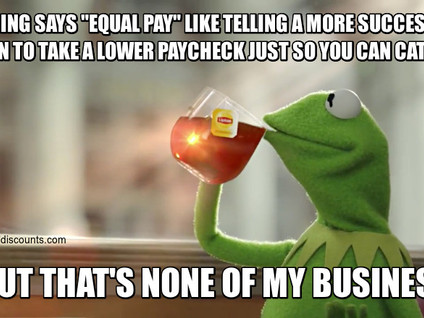 Time's Up on the Wage Gap Myth