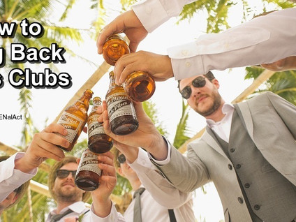 How to Bring Back Men's Clubs