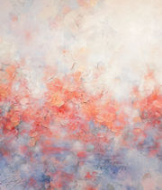Bloomy Reflections (SOLD)