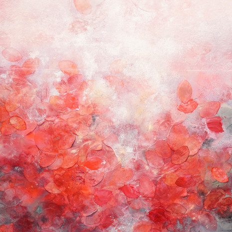 Blossoms on Fire (Galerie Hamann)