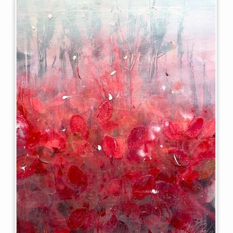 Red Gubat I (Galerie Luzia Sassen)