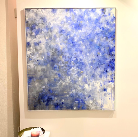 Cornflower Sea (SOLD)
