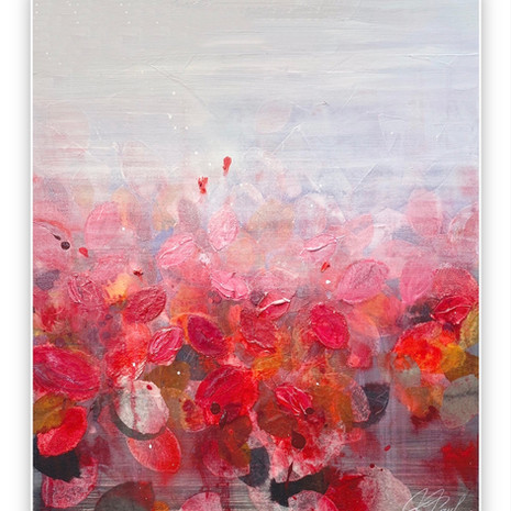 Bulaklak Fields II (Galerie Luzia Sassen)
