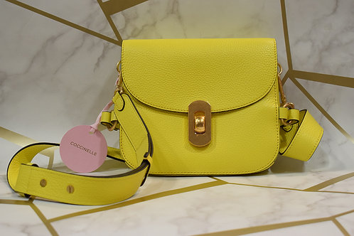 Coccinelle Crossbody Leather Bag