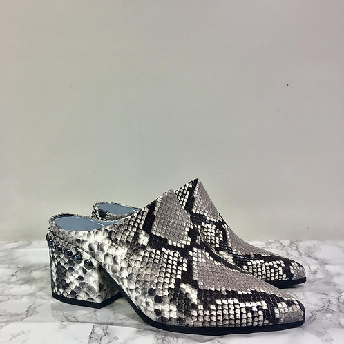 Kennel & Schmenger 'Ranch' Snake Print Leather