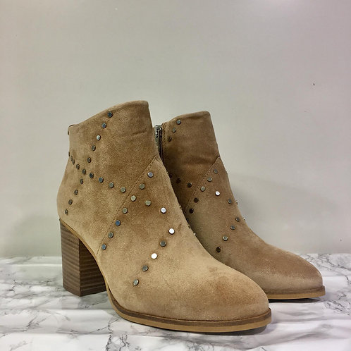 Alpe 'Lee' in Taupe Suede